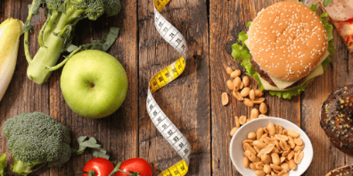 Zdrowa dieta poprawia samopoczucie!